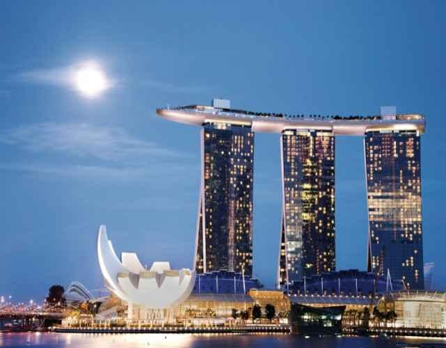 تور 7 شب سنگاپور